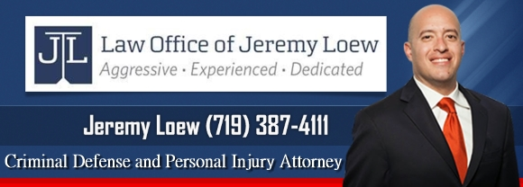 criminal defense attorney Colorado Springs